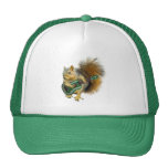 Squirrel Ukulele Hat