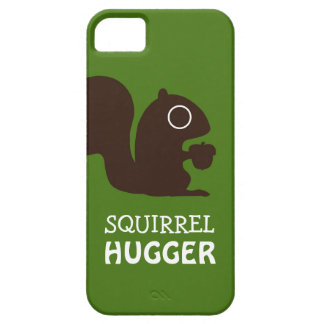 Squirrel with Custom Text Case For The iPhone 5