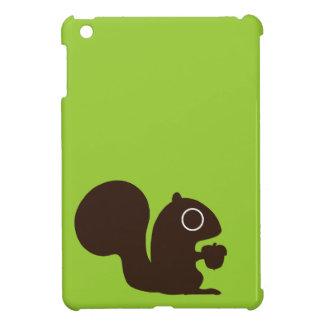 Squirrel with Nut iPad Mini Cases