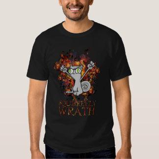 Squirrelly Wrath 2011 Shirt