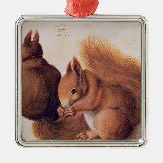 Squirrels, 1512 christmas ornament