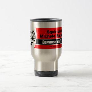 Squirrels for Bachmann Mug