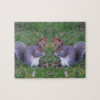 Squirrels Jigsaw Puzzle