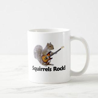 Squirrels Rock Mugs