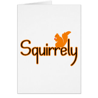 Squirrely Cards