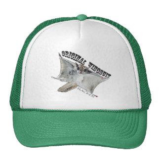 Squirrl base mesh hat