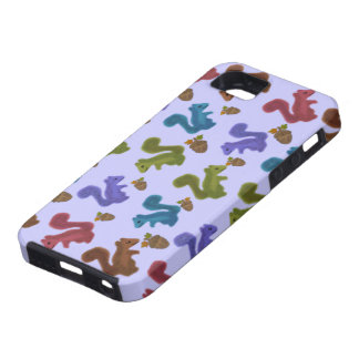 Squirrlin Around iPhone 5 Cover