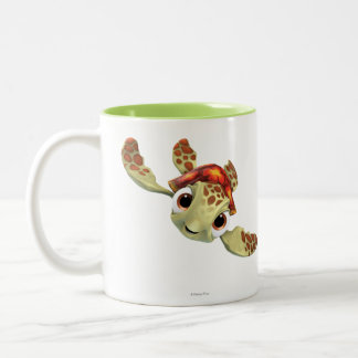 Squirt 1 Two-Tone coffee mug