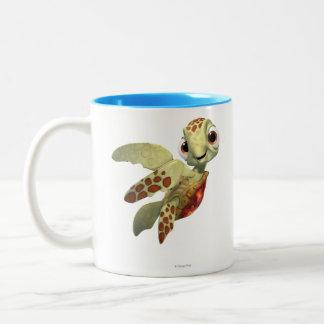 Squirt 2 Two-Tone coffee mug