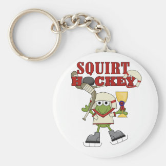 Squirt Hockey Champ Tshirts and Gifts Key Chains