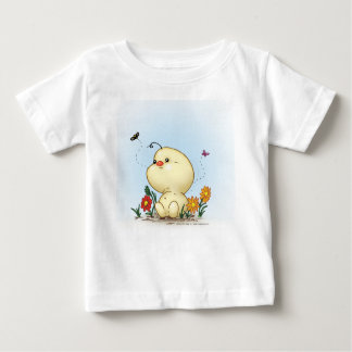 Squishy Littlekins in the Spring Baby T-Shirt