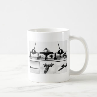 SR-71 BLACKBIRD COFFEE MUG