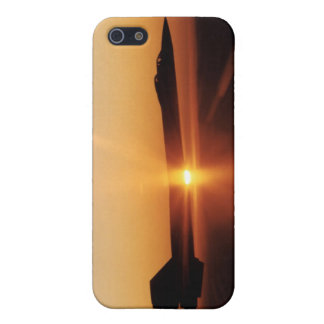 SR-71 Blackbird Jet Spy Plane iPhone Case iPhone 5/5S Cover
