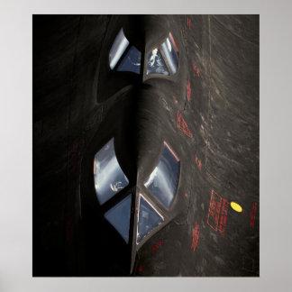 SR-71B POSTER