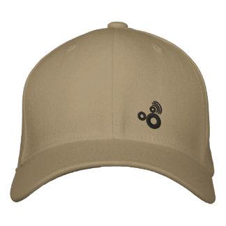 SR Side-Tilt Hat Embroidered Baseball Cap