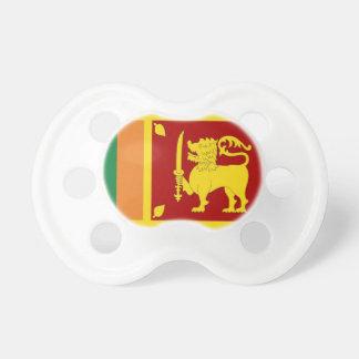 Sri Lanka Flag Dummy