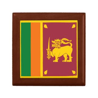 Sri Lanka Flag Gift Box