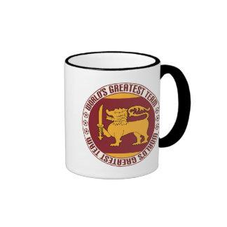 Sri Lanka Greatest Team Ringer Mug