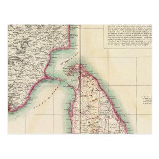 Sri Lanka, India 108 Postcard