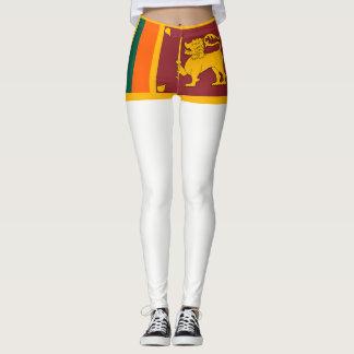 Sri Lanka Leggings