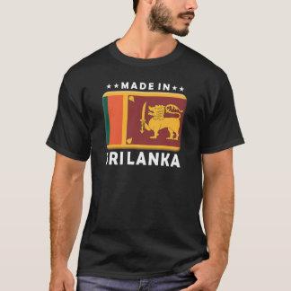 Sri Lanka Made T-Shirt