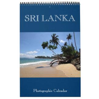 sri lanka photography wall calendars