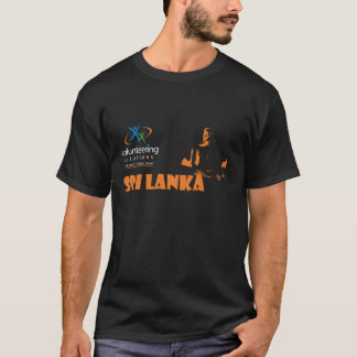Sri Lanka T-shirt - Volunteering Solutions