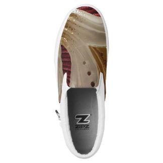 Sri Lanka ZIPZ Slip-On Shoes