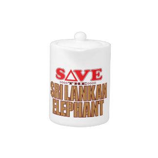 Sri Lankan Elephant Save
