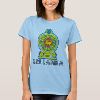 Sri Lankan Emblem T-Shirt