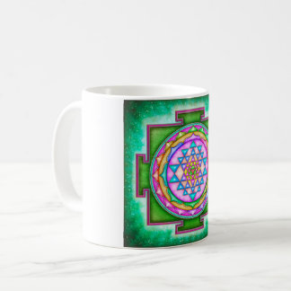 Sri Yantra - Artwork VII Coffee Mug