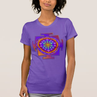 SRI YANTRA full colored + your ideas T-Shirt