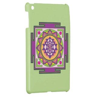 Sri Yantra Mandala iPad Mini Cover