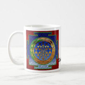 Sri Yantra Mugs