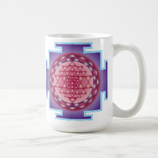 SRI YANTRA - SANCTUARY COFFEE MUG