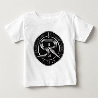 SRsilver emblem Baby T-Shirt