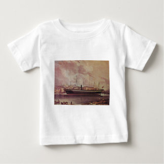 SS Great Britain in port 1845.jpg T-shirts