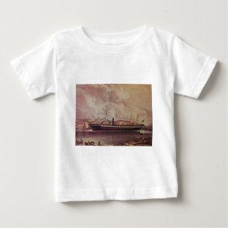 SS Great Britain in port 1845.jpg Tee Shirt