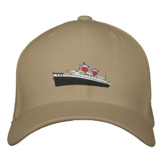 SS United States Embroidered Cap