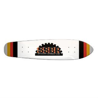 SSBR Air Cooled Assault Team Cruiser Board OSKL Skate Decks