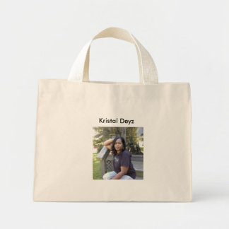 SSPX0053, Kristal Deyz Mini Tote Bag