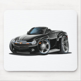 SSR Black Convertible Mouse Pad