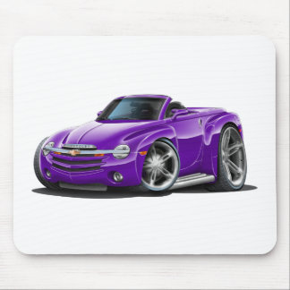 SSR Purple Convertible Mouse Pad