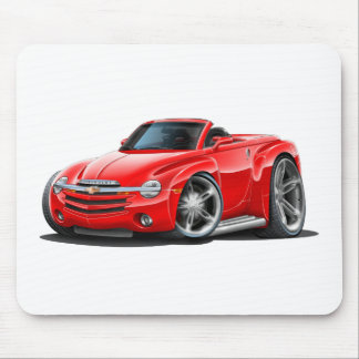 SSR Red Convertible Mouse Pad