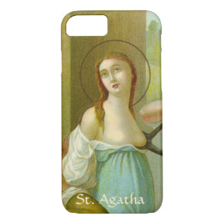 St. Agatha (M 003) Barely There iPhone 8/7 Case
