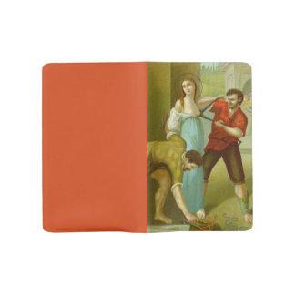 St. Agatha (M 003) (Style #2) Large Moleskine Notebook