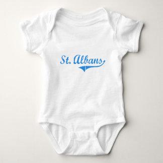 St. Albans Maine Classic Design T Shirts