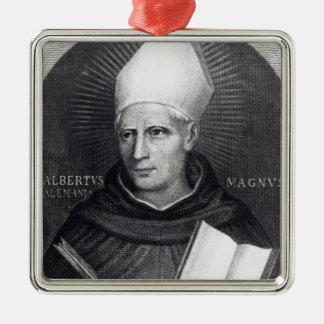 St Albertus Magnus, 1851 Christmas Ornament