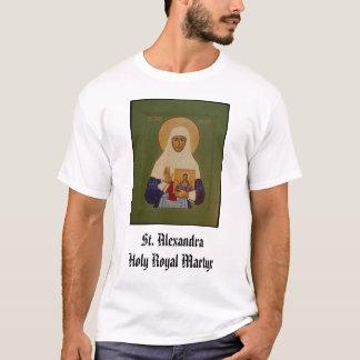 St. Alexandra, St. AlexandraHoly Royal Martyr T-Shirt