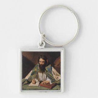 St. Ambrose , c.1633-39 Keychain